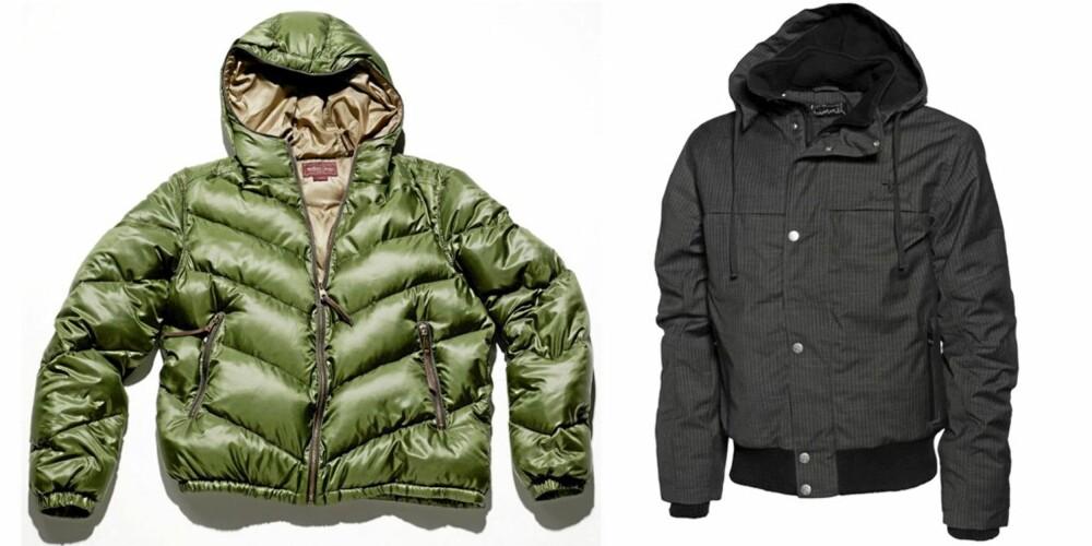 f5d0da8c Kalde dager krever varme jakker. Finn din favoritt blant disse kule  boblejakkene.