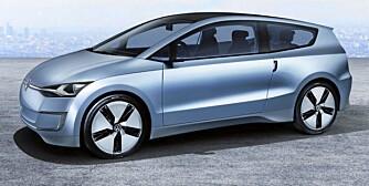 VW Up! Lite konseptbil