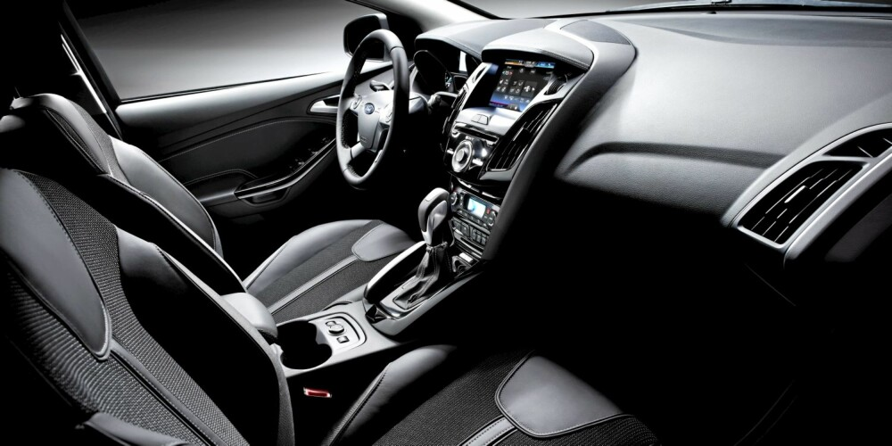 NY TEKNOLOGI: Ford lover at Focus vil få teknologi hentet fra langt dyrer biler.