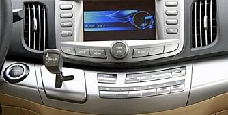 PREMIUM? Interiøret ser nokså eksklusivt ut, og vil nok tiltale selv kresne bilkjøpere.