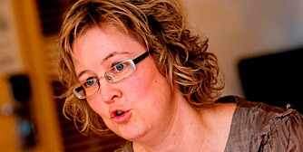 FORSKER: Trude Lappegård ved statistisk sentralbyrå sier at de fleste norske barn fortsatt fødes av kvinner i 20-årene.