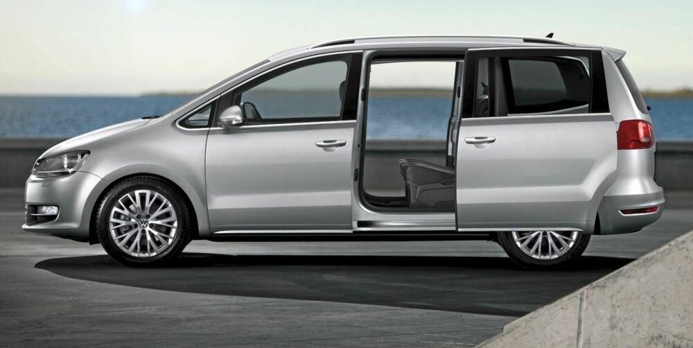 VW Sharan 2010