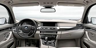 BMW 5-serie stasjonsvogn 2010