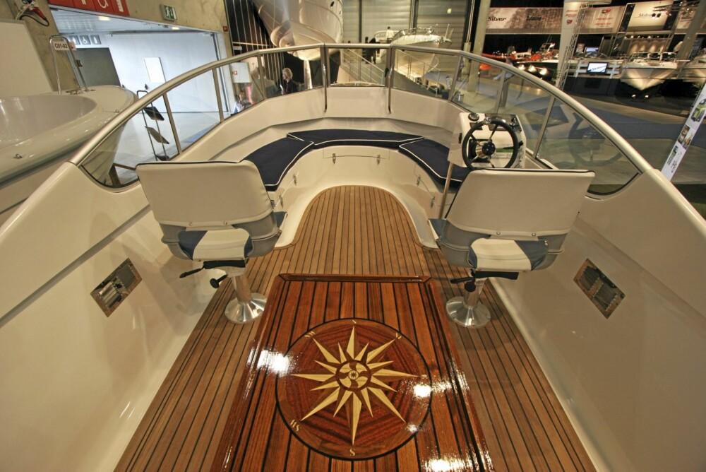 Skager 660 miljøbåt hybrid