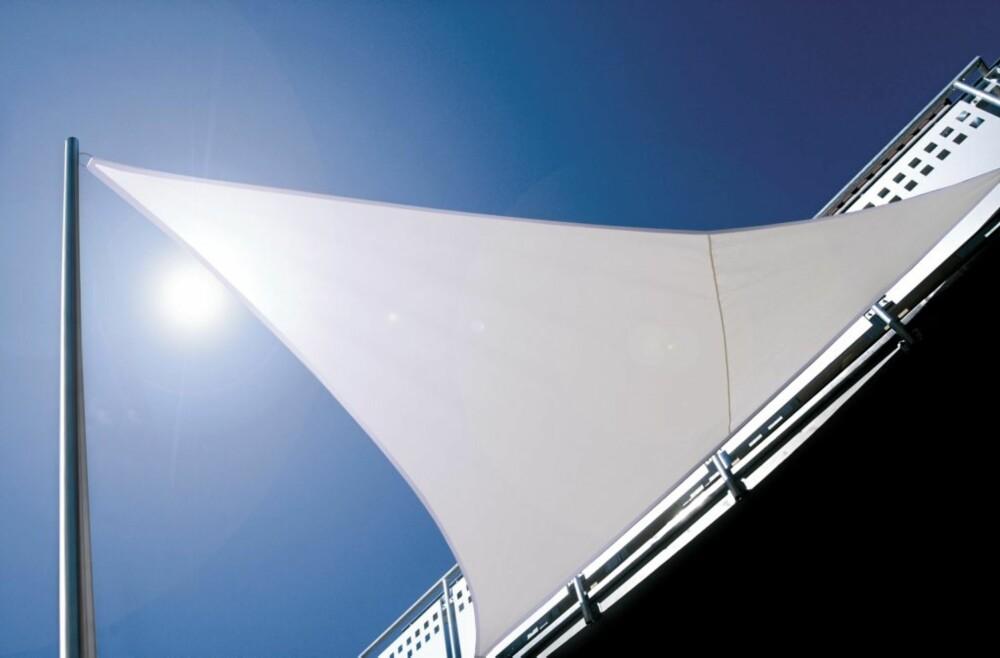 a1df74a80 Seil som solskjerming - Hage