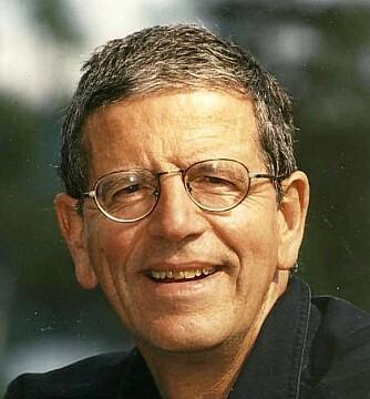 BREMS NED: Gjør det enkelt i julen, sier Andries J.Kroese, som har skrevet bok om å oppnå mer med mindre stress.