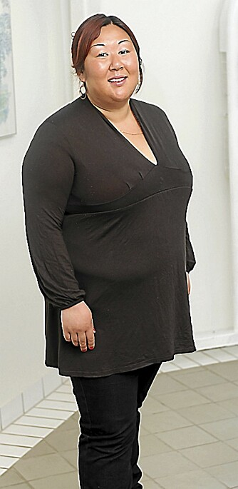 IDA SANN (27): Ned 10 kilo til nå.