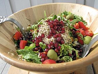 EKSTREM DIETT: Hvis du vil legge om til vegansk raw food-diett bør du kontrollere at du får i deg alle næringsstoffene du trenger.