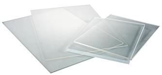 HJEMMEMEKK: Noen ganger kan det være smart å lede luften riktig vei. Pleksiglass er billig i innkjøp og enkelt å tilpasse.
