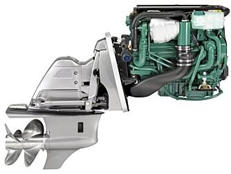 Volvo Penta D3-190