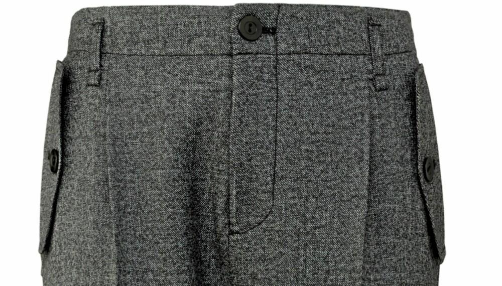 MUST-HAVE: Denne buksen er et av høstens nøkkelplagg.