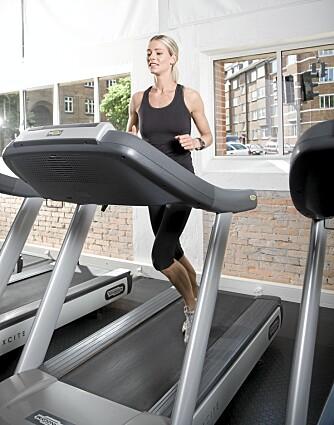 LØPETRENING: Løper du mye, bør du vurdere å variere treningen din litt.