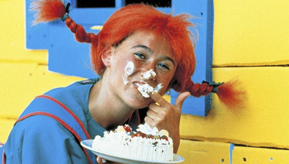 ASTRID LINDGRENS VERDEN: I Astrid Lindgrens Värld kan ungene være med på hyss og rampestreker med både Pippi og Emil. Foto: Astrid Lindgrens Värld