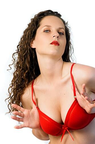 STRIPPING: Den mest vanlige sexfantasien blant amerikanske kvinner.