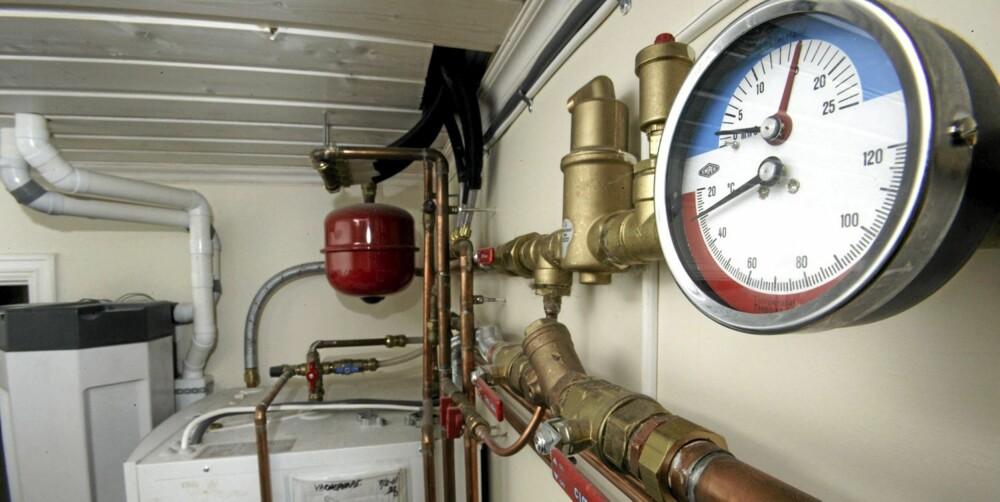 VARMEPUMPE: Det er penger å spare for enkelte, men det avhenger av strømbehov og riktig bruk av pumpa.