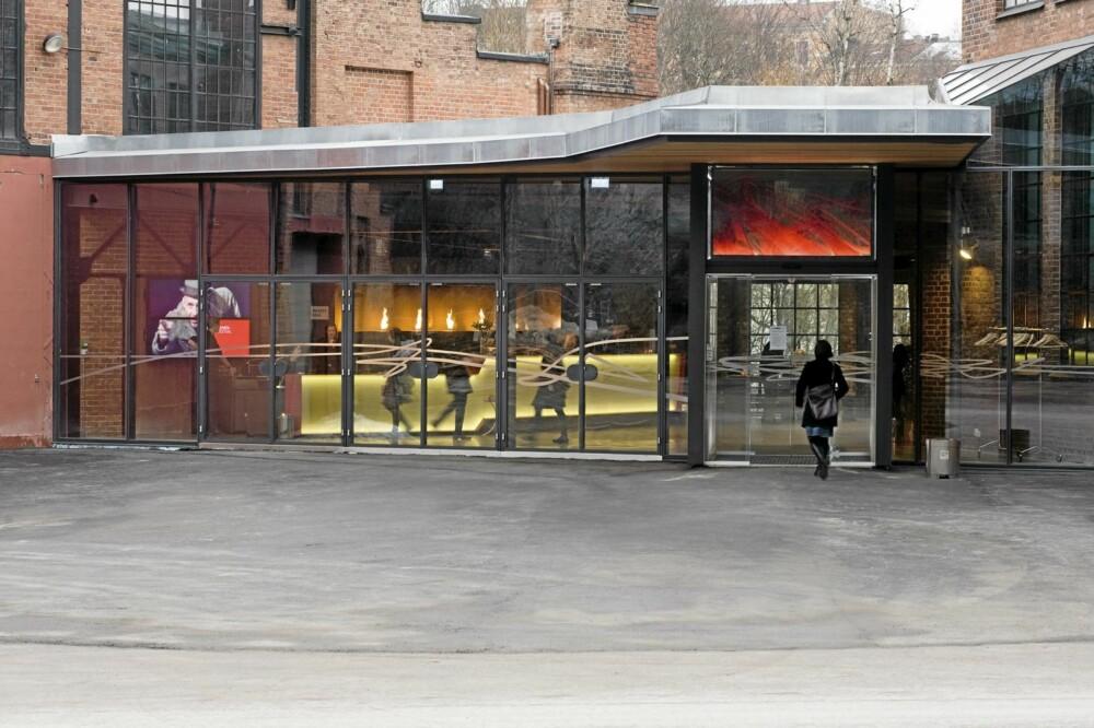 DANSENS HUS: Dansens Hus har blitt til innenfor skallet av en gammel maskinhall som ligger langs Akerselva på Vulkan ved Grünerløkka i Oslo.