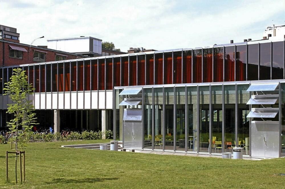 Arkitektur- og designhøgskolen