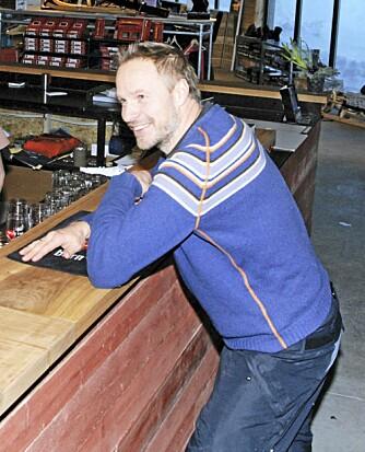 Ole Kristian Furuseth håper du ønsker å møte andre skifolk på fjellet.