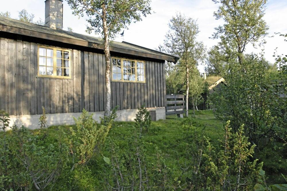 FRITIDSBOLIGEN: Også hytta skal med i selvangivelsen.