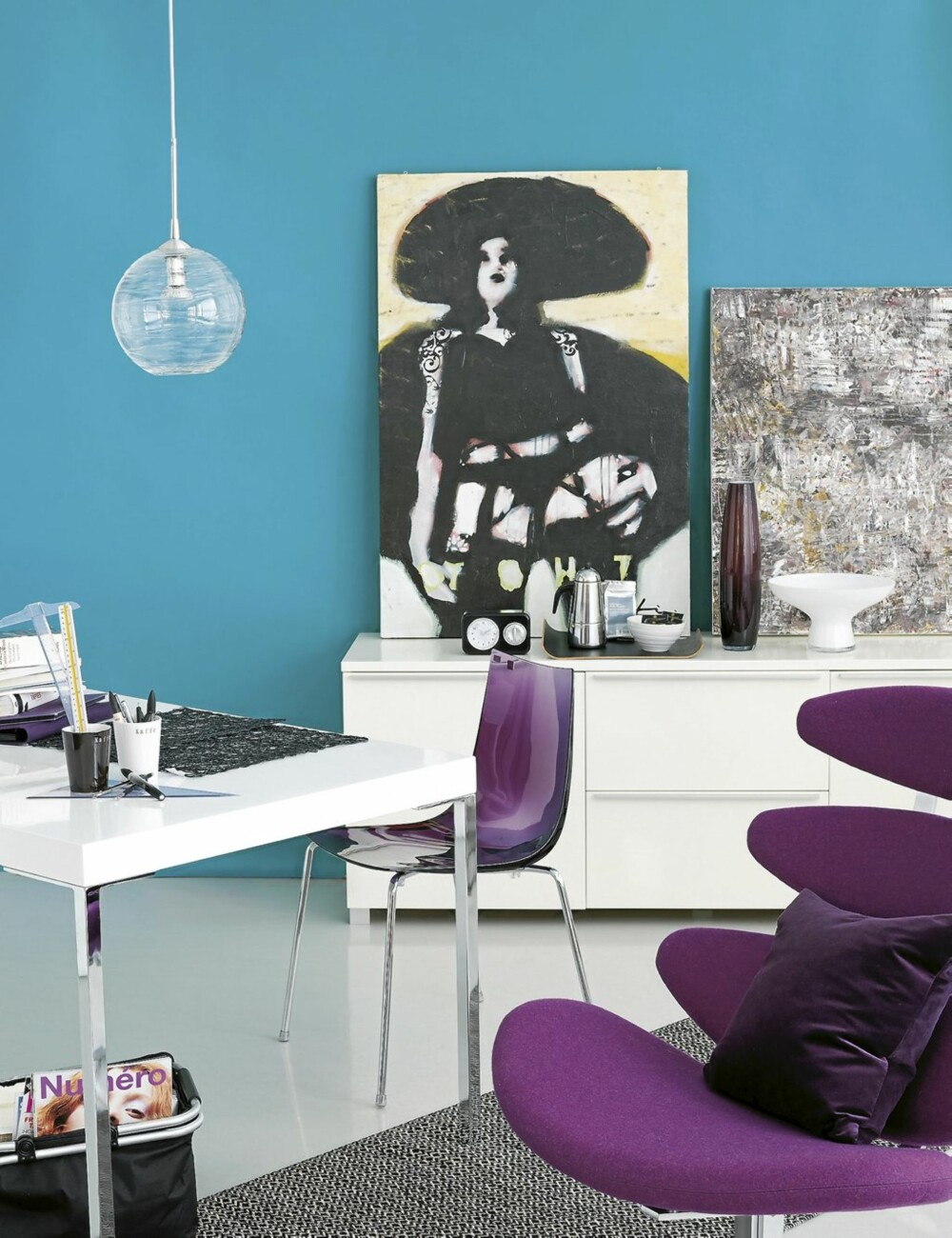 BILLIG: Dette kontoret har en prislapp på kr 52.260.