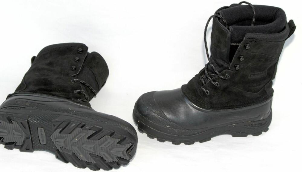 TESTET: Villmarksliv og Klikk.no har testet 11 par vinterstøvler som skal holde føttene varme og tørre.
