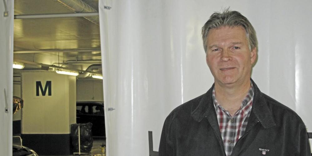 Morten Kopperud har brukt mikroverkstedet Bilkosmetikk tre ganger, og er svært fornøyd med både utført jobb og pris.