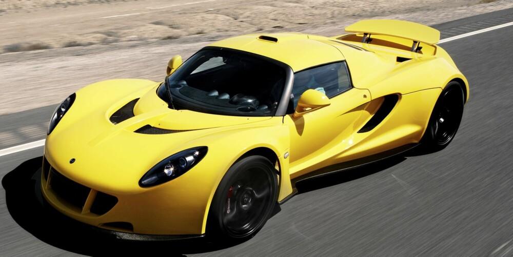 SUPERBIL: Hennessey Venom GT