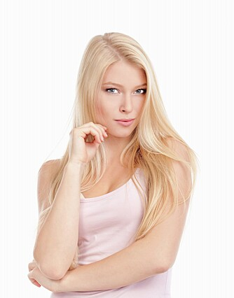 ENKLE REGLER: Bruk egnede børster, varmebeskyttelse, klipp tuppene og tenk at du vil holde håret ditt like sunt som huden din.