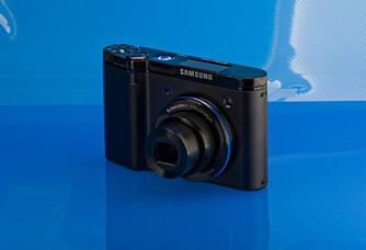 Samsung NV20 går inn for å se bra ut, og greier det også. Kameraet ser mindre og mer kompakt ut enn sine konkurrenter.