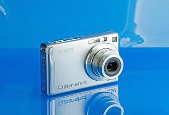 Sony Cybershot DSC-W200