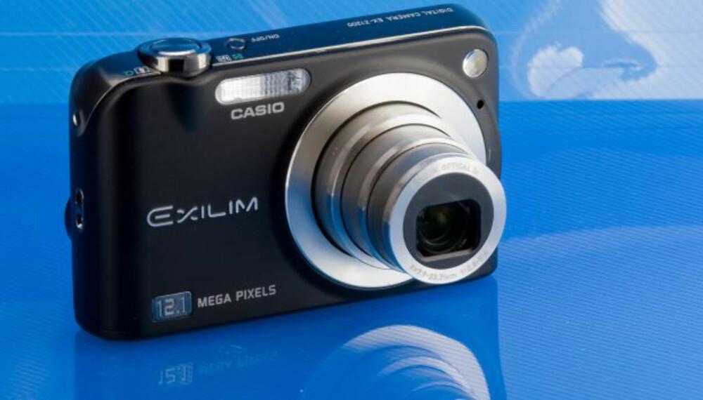 Casio Exilim Z1200.