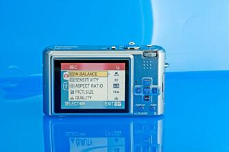 Panasonic Lumix DMC-FX100