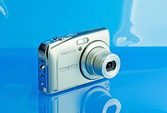 Fujifilm FinePix F50fd beholder den gode bildekvaliteten vi kjenner fra forgjengerne. Det betyr lite korn og stor skarphet