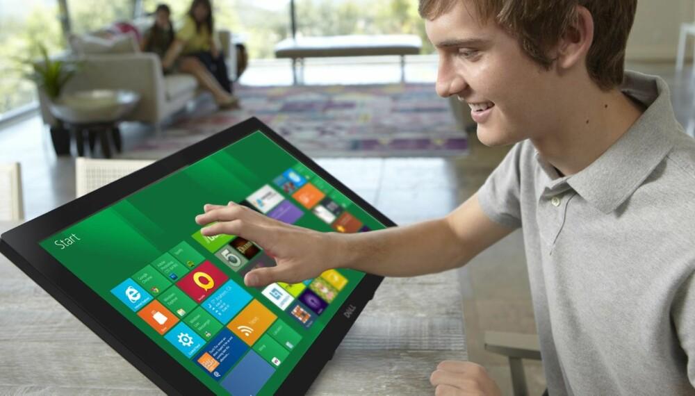 Windows 8 har et helt nytt grensesnitt, og i starten må man lete litt etter funksjonene - blant annet funksjonen for å skru av maskinen.