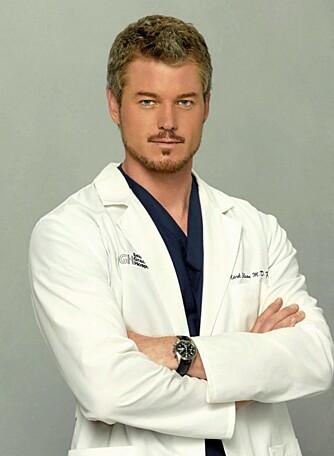 """PENIS-UFLAKS: Rundbrenneren doktor McSteamy (Eric Dane) fra """"Grey's Anatomy"""" brekker penis på tv. Men går det an i virkeligheten?"""