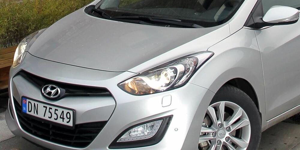 TØFF OG MODERNE: Hyundai og Kia, som nå blir designet, har tatt syvmilssteg på design de siste årene og står ikke tilbake for etablerte konkurrenter som Ford, Volkswagen og Peugeot.