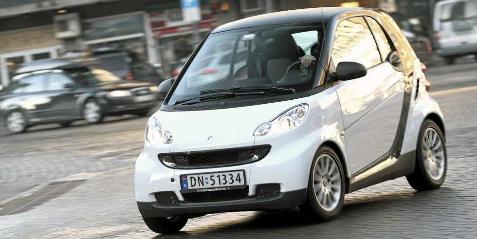 test smart fortwo pure 1 0 mhd 2011 modell biltester. Black Bedroom Furniture Sets. Home Design Ideas