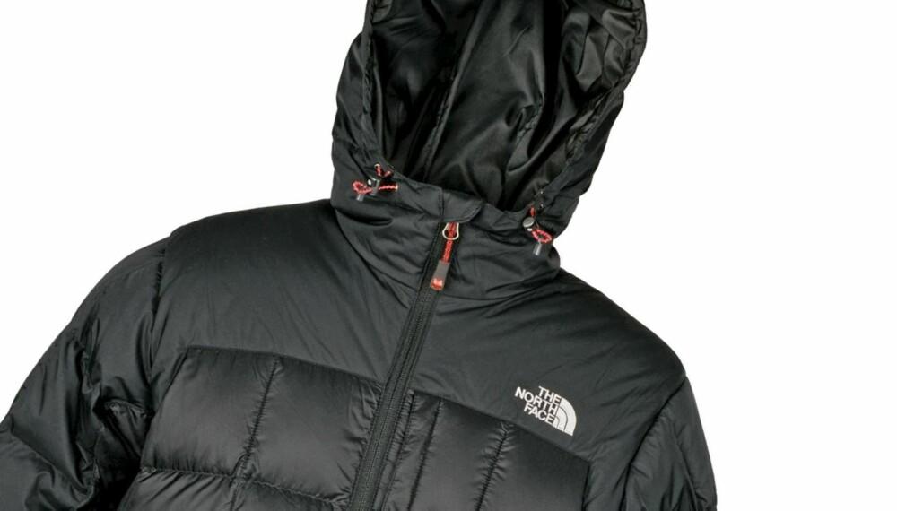 SOLID: The North Face Catalyst Jacket er en lett, solid og god allrounder.