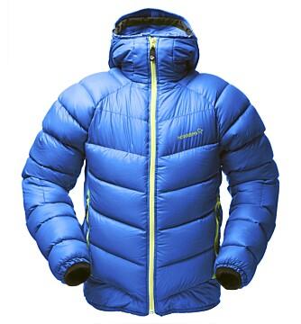 PEN: En pen og lekker jakke fra Norrøna.