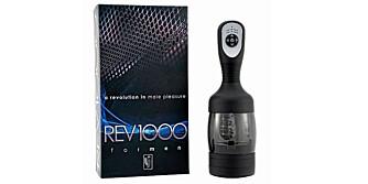 REV1000: En oppladbar vagina som roterer med en serie forskjellige hastigheter.