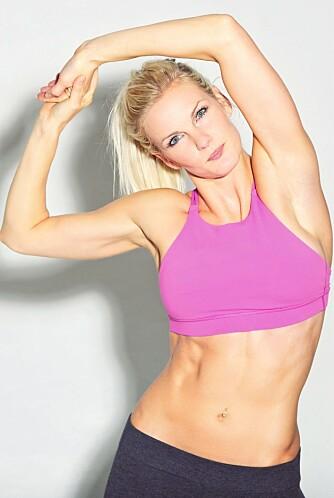 PRØV: Det er bedre å trene en gang i uken enn ingen. Etter 12 uker vil du merke en forbedring.