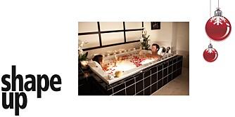 24. DESEMBER: I dag kan du vinne «Tid for kjærlighet-pakken» i en Farris Bad-suite i Larvik. Verdi: 13 870 kr i dobbeltrom.