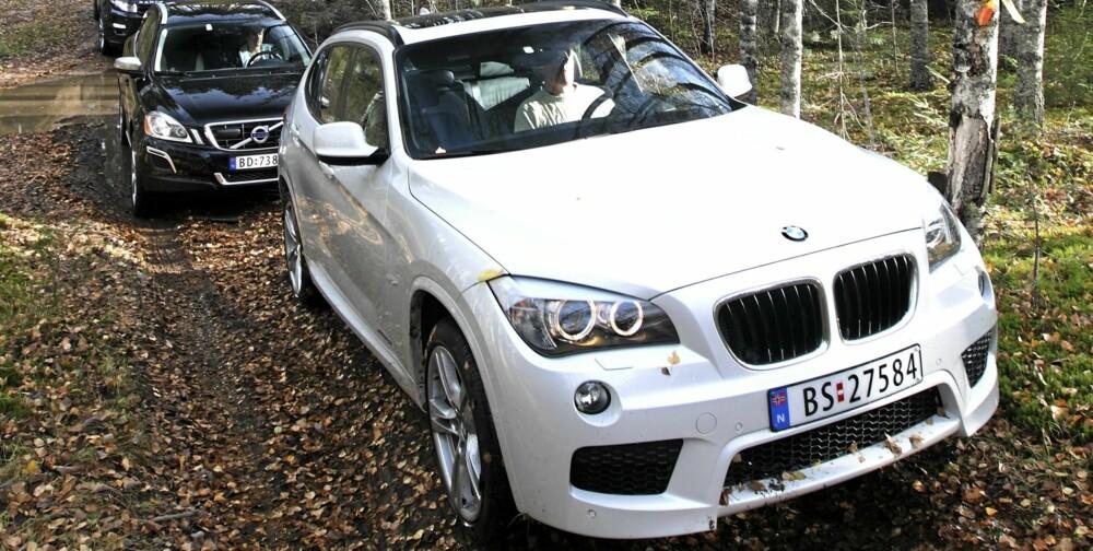 BEST I TEST: BMW X1.