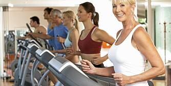TRENT: Legg treningen et hakk opp, intensiver treningen litt. Minst én økt i uken må være hard.