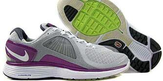 HELT LIKE: Joggeskoene fra nikeworks.com ser akkurat ut som ekte joggesko fra Nike, og beskrives som «100 prosent autentiske». FOTO: Faksimile fra nikeworks.com