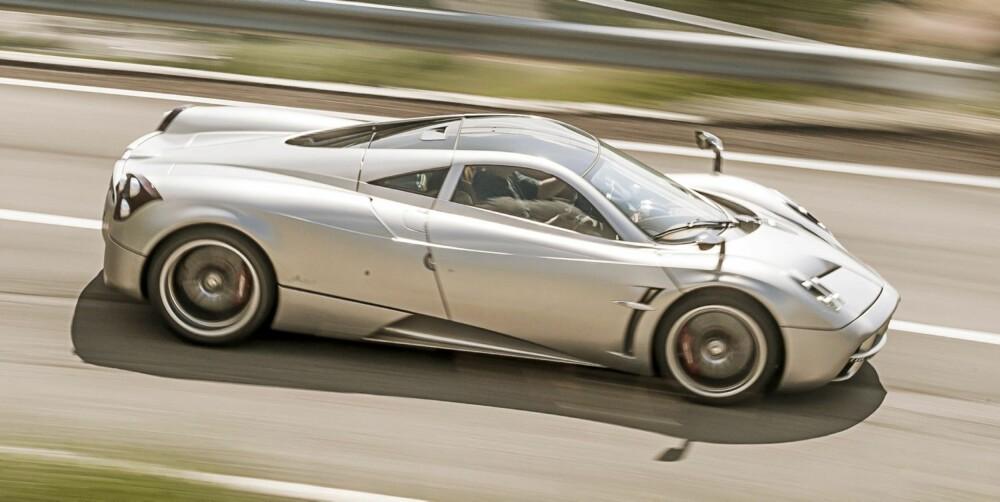 SPEED: O-100 km/T går unna på 32, sekunder. FOTO: James Lipman