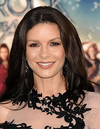RUND: Catherine Zeta-Jones.