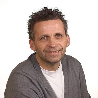 SLANKETERAPEUT: Rune Andreassen, pedagog og psykoterapeut. Grunnlegger av Livsstilsprogrammet.