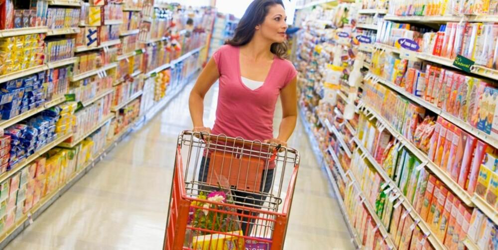 HELSESKADELIG: Noen inneholder stort sett sunne ingredienser, mens andre kan være direkte helseskadelige og fulle av skjult fett, sukker, salt og tvilsomme tilsetningsstoffer.
