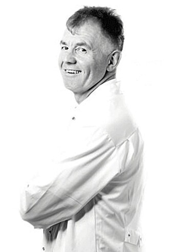- INTERESSANT FORSKNING: Winfried Rüger, spesialist i urologi ved Kolibri Medical i Sandnes